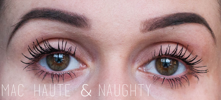 MAC Haute & Naughty review