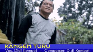 Lirik Lagu Kangen Turu - Didi Kempot