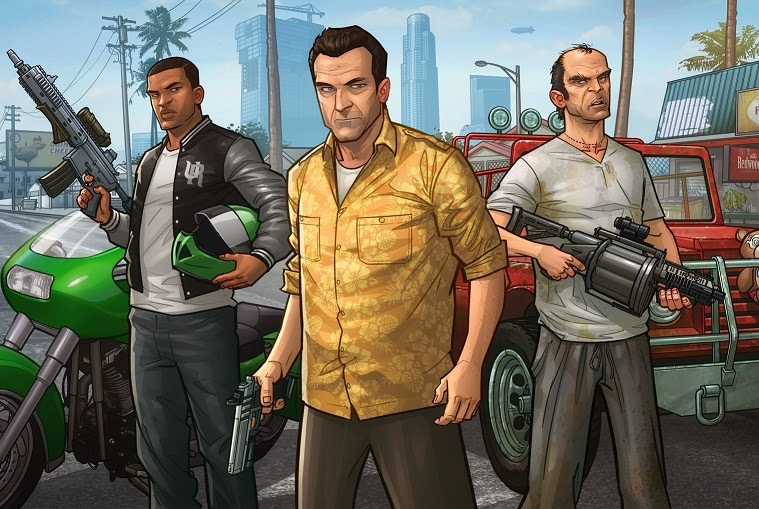 Review: Grand Theft Auto V (PC) - Digitally Downloaded
