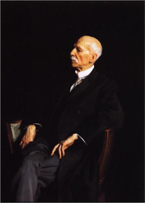 Manuel Garcia, aged 100 by John Singer Sargent