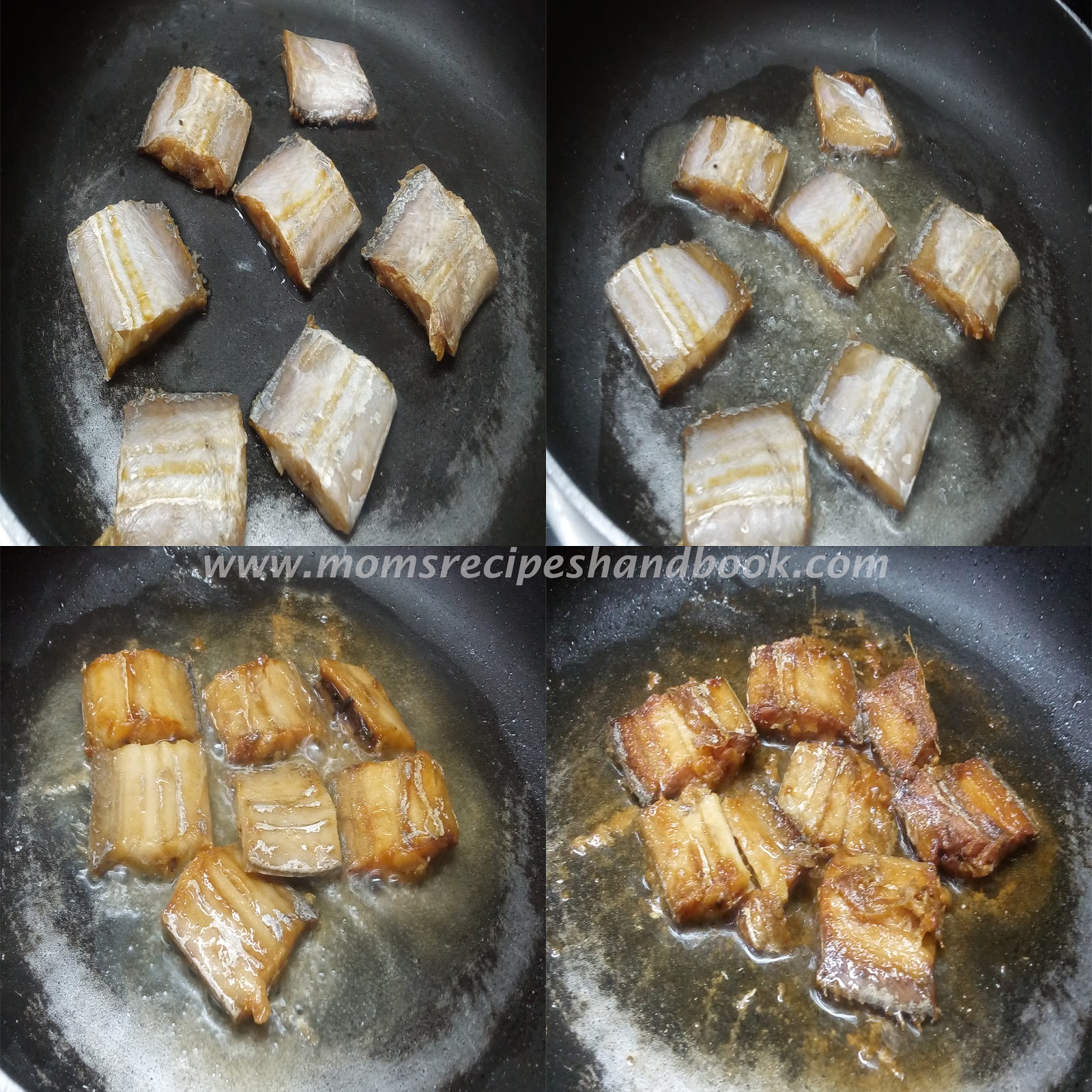 Simple Dry Fish Fry Recipe for Side ...