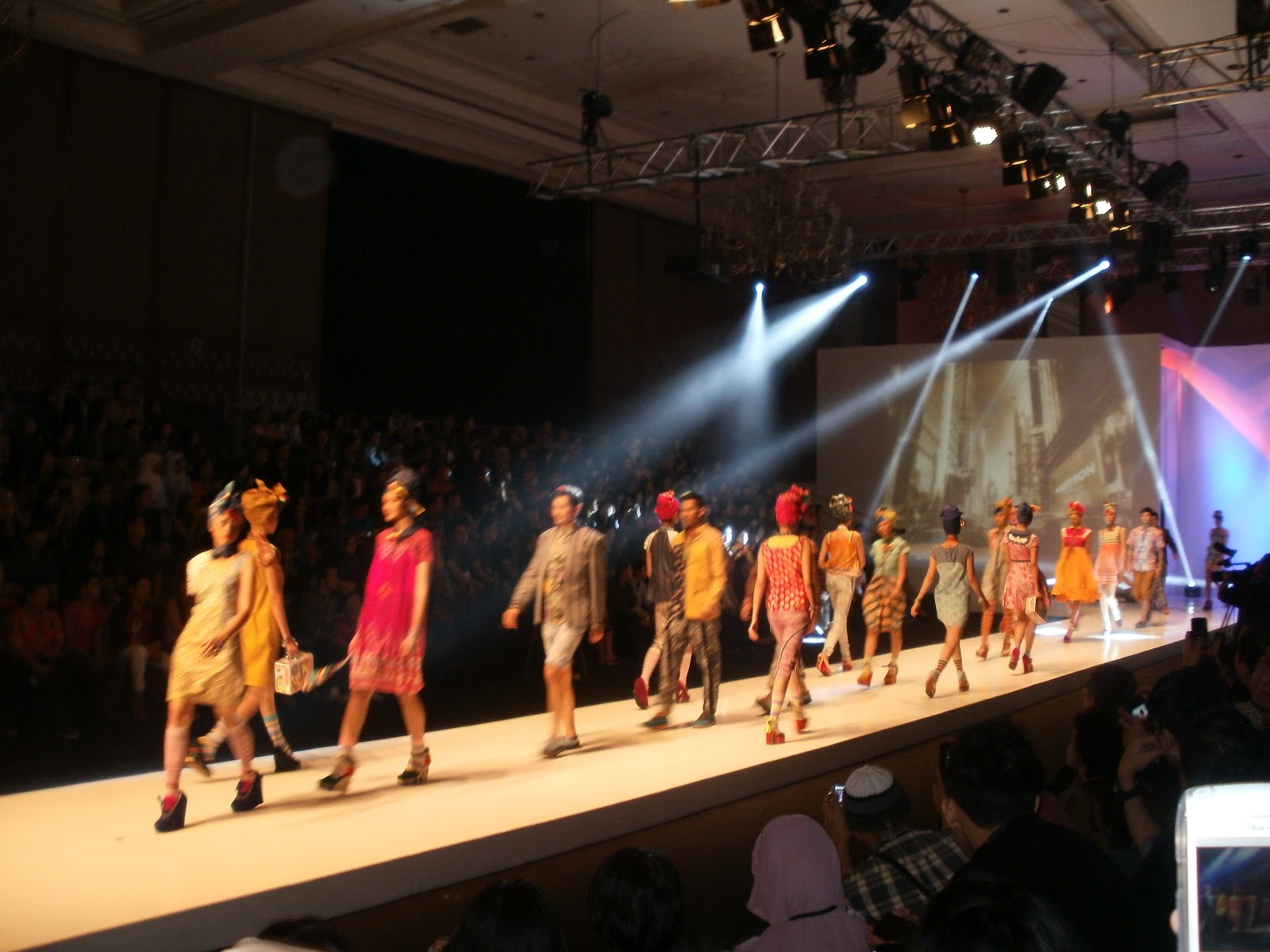 The Faj: Indonesia Fashion week day 2