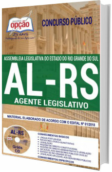 Apostila Concurso AL-RS 2018 Agente Legislativo