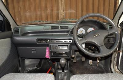 Interior Daihatsu Ceria