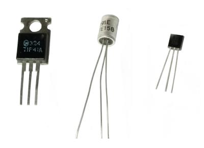 transistör nedir , transistör çeşitleri