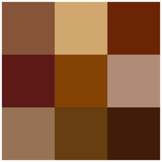 sobre colores nombre c digo y descripci n de los colores