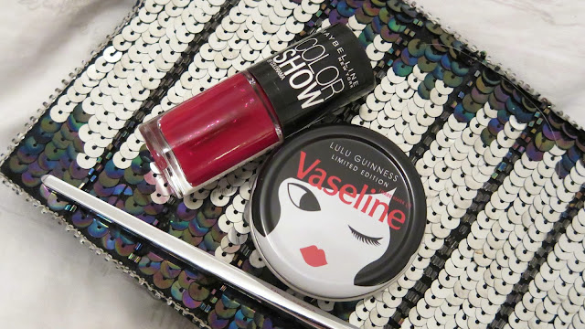 Vaseline Limited Edition Lip Therapy Tin X Lulu Guinness Doll Face