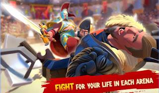 Gladiator Heroes Mod Uang Tanpa Batas Apk Free Download