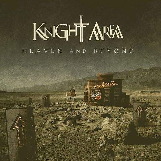 KNIGHT AREA - Heaven And Beyond (2017) full
