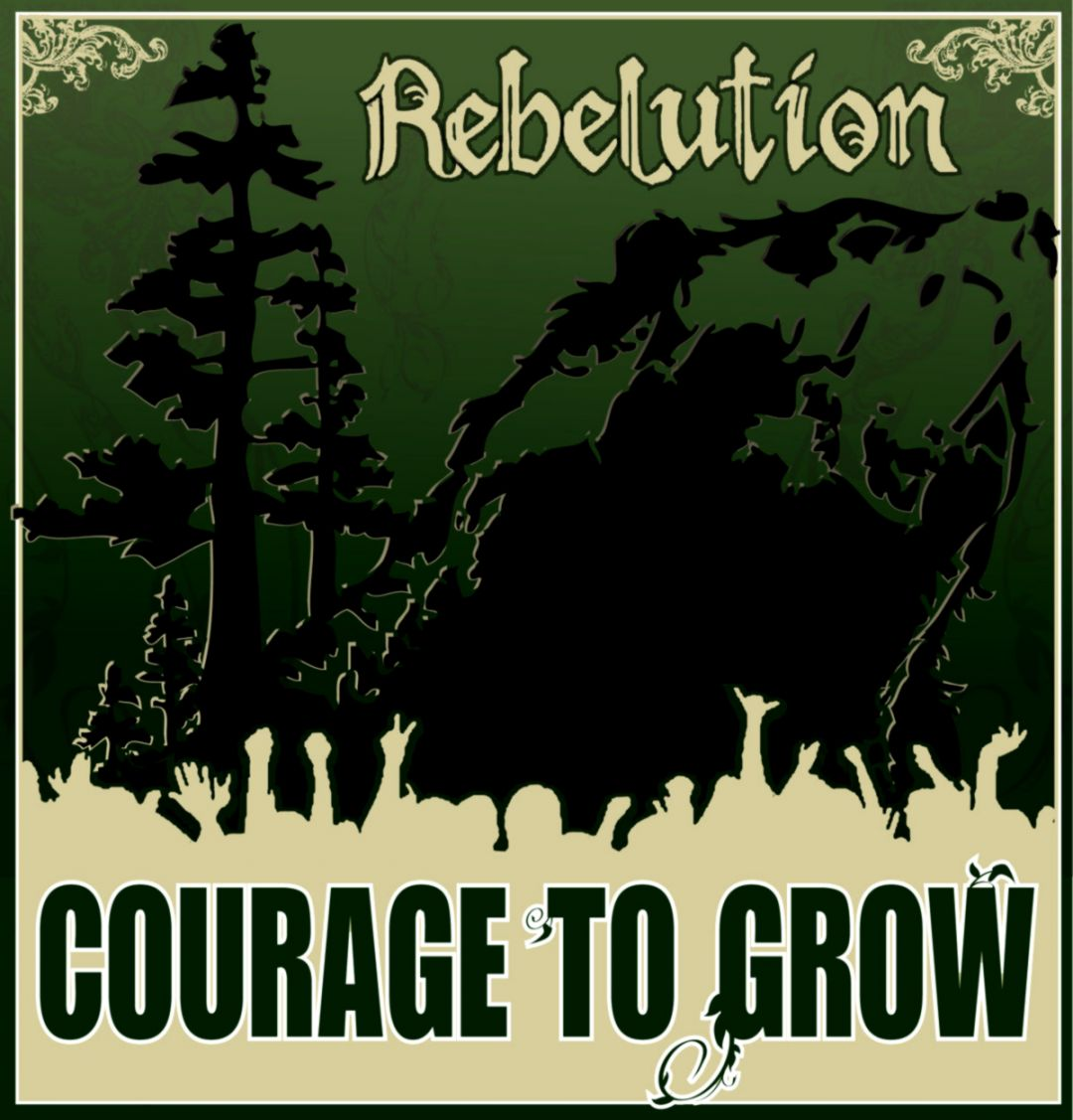 Rebelution Courage To Grow Room Wallpapers