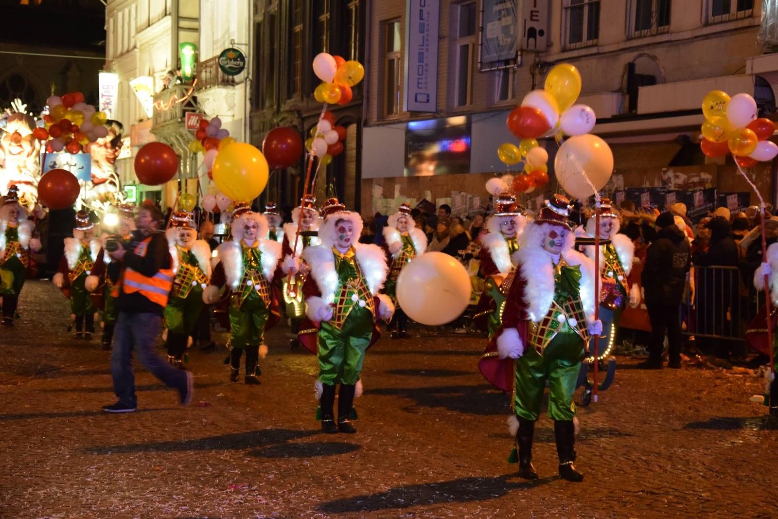Carnaval Aalst foto- en videoblog: Carnaval 2015: AKV De