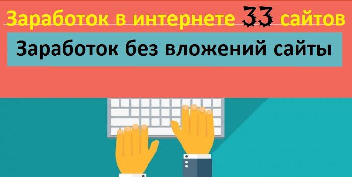 Самый популярный сайт для заработка в интернете без вложений заработок в интернете подавать объявления