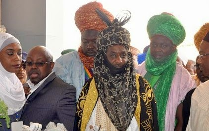 Sanusi Lamido Sanusi, is New Emir of Kano