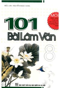 101 Bài Làm Văn Lớp 8 - Mộc Lan