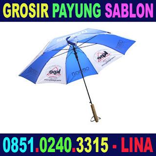 Grosir Payung Sablon Murah Surabaya - Payung Promosi, Payung Lipat, Payung Golf