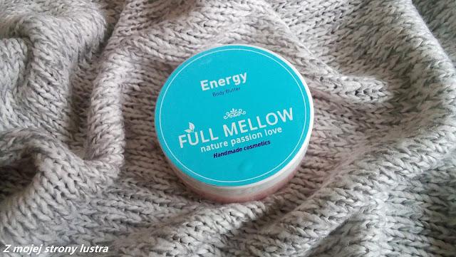 masło do ciała full mellow