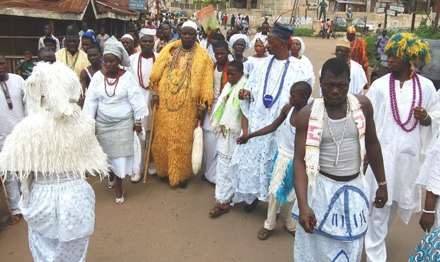 burial rituals in nigeria
