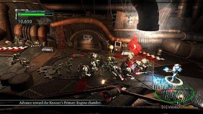 Warhammer 40000 Kill Team PC Game Free Download