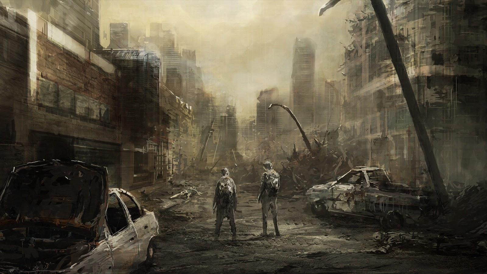 World wildness web post apocalyptic wallpapers - Intire decrution ...
