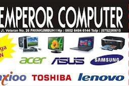 Lowongan Kerja Payakumbuh: Toko Emperor Computer Januari 2018