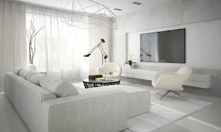 Diseño sala blanca