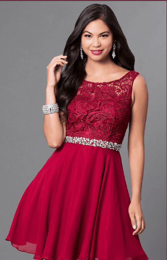 American SHORT PROM DRESSES , SHORT FORMAL GOWNS
