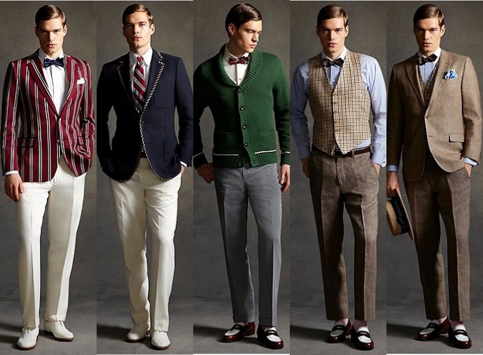 S Men S Fashion Great Gatsby