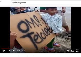 Om Telolet Om, Sedang Mewabah di Kabupaten Jepara