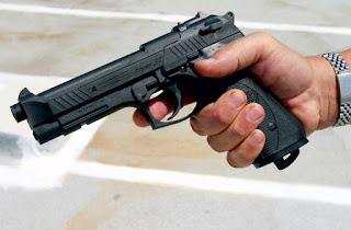 Συνελήφθη 31χρονος στην Ηγουμενίτσα με αεροβόλο πιστόλι