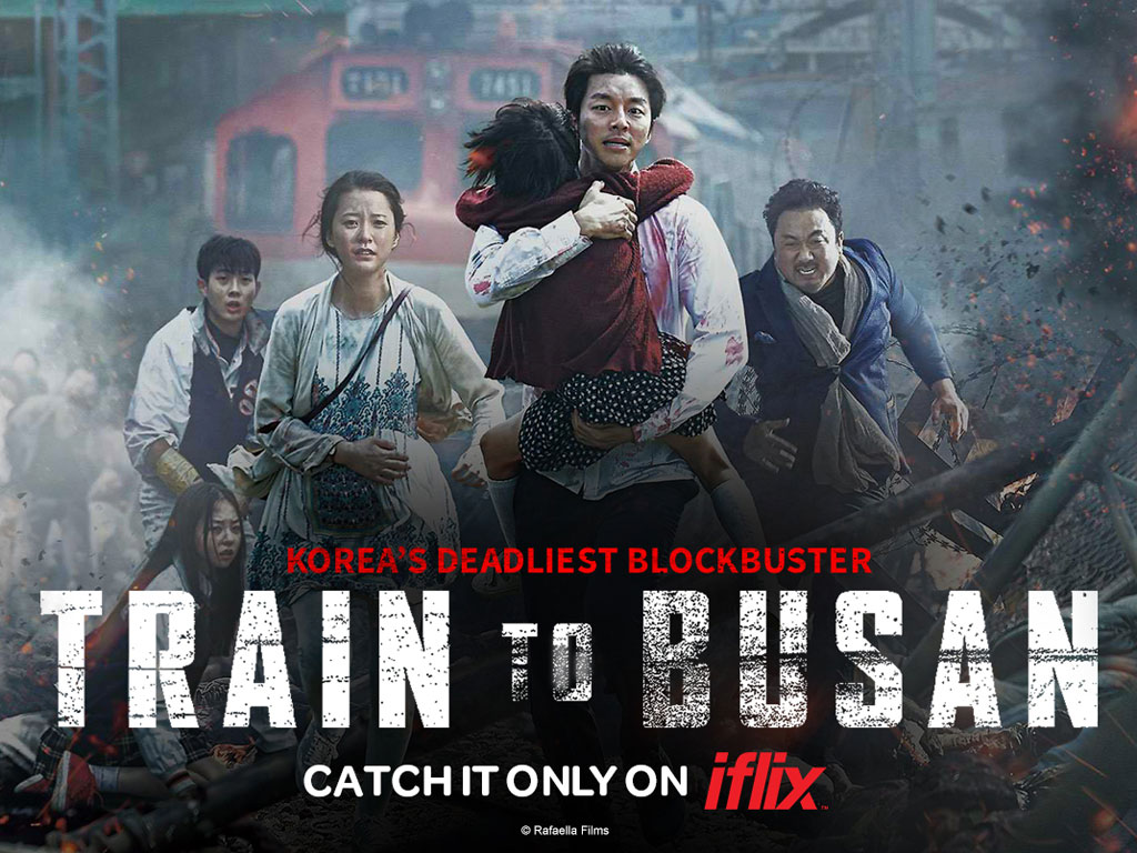Train to Busan is now available for streaming via iflix