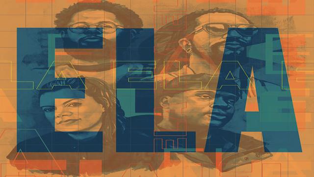 """Assista """"ELA"""" o primeiro clipe/single do projeto """"Lingua Franca"""", que é formado por Capicua, Rael, Valete e Emicida"""