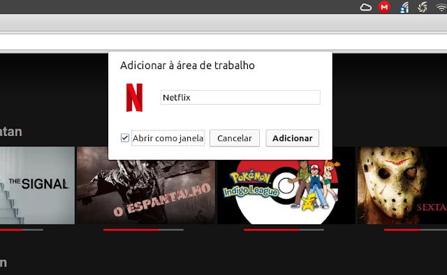 Criando App do Netflix