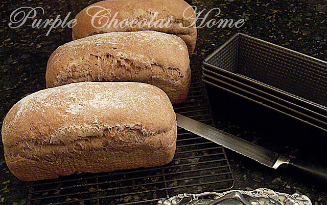 Whole Wheat Bread - Debbiedoos Magazine Copy Cat Challenge ...