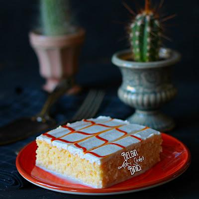 Trileçe Tarifi Nasıl Yapılır kolay lezzetli nefis sütlü pastane trileçe yapımı sütlü tatlılar yemek tarifleri.