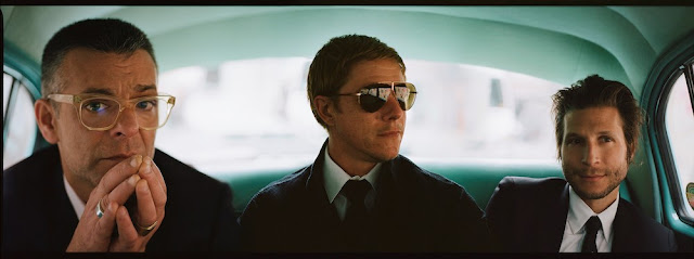 Interpol on Tour starting September 7 with new Album Marauder.