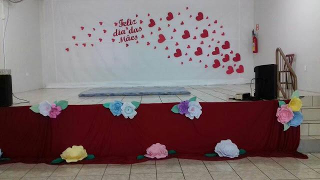 Decoração , lembrancinha e murais Dia das Mães