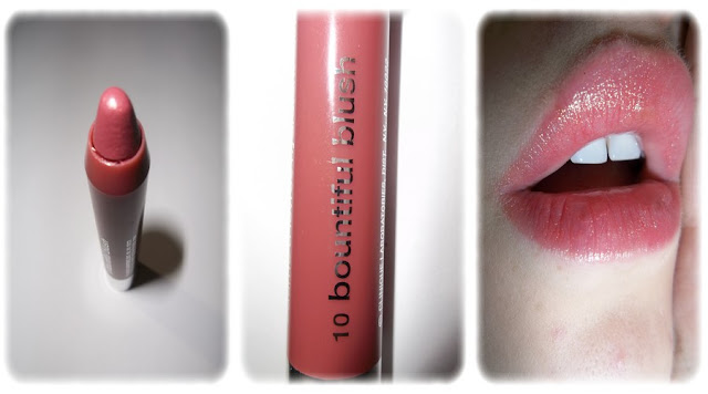 Swatch Baume à Lèvres Chubby Stick - Clinique - Teinte 10 Bountiful Blush