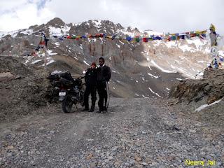 लद्दाख बाइक यात्रा- 9 (खालसी-हनुपट्टा-शिरशिरला)