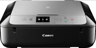 Free Download Driver Canon PIXMA MG5752