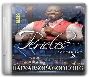 CD Péricles - Sensações (Áudio DVD COMPLETO 2012)