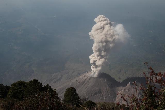 san tiagito volcano xela guatemala