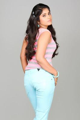 Telugu actress rithika hot images