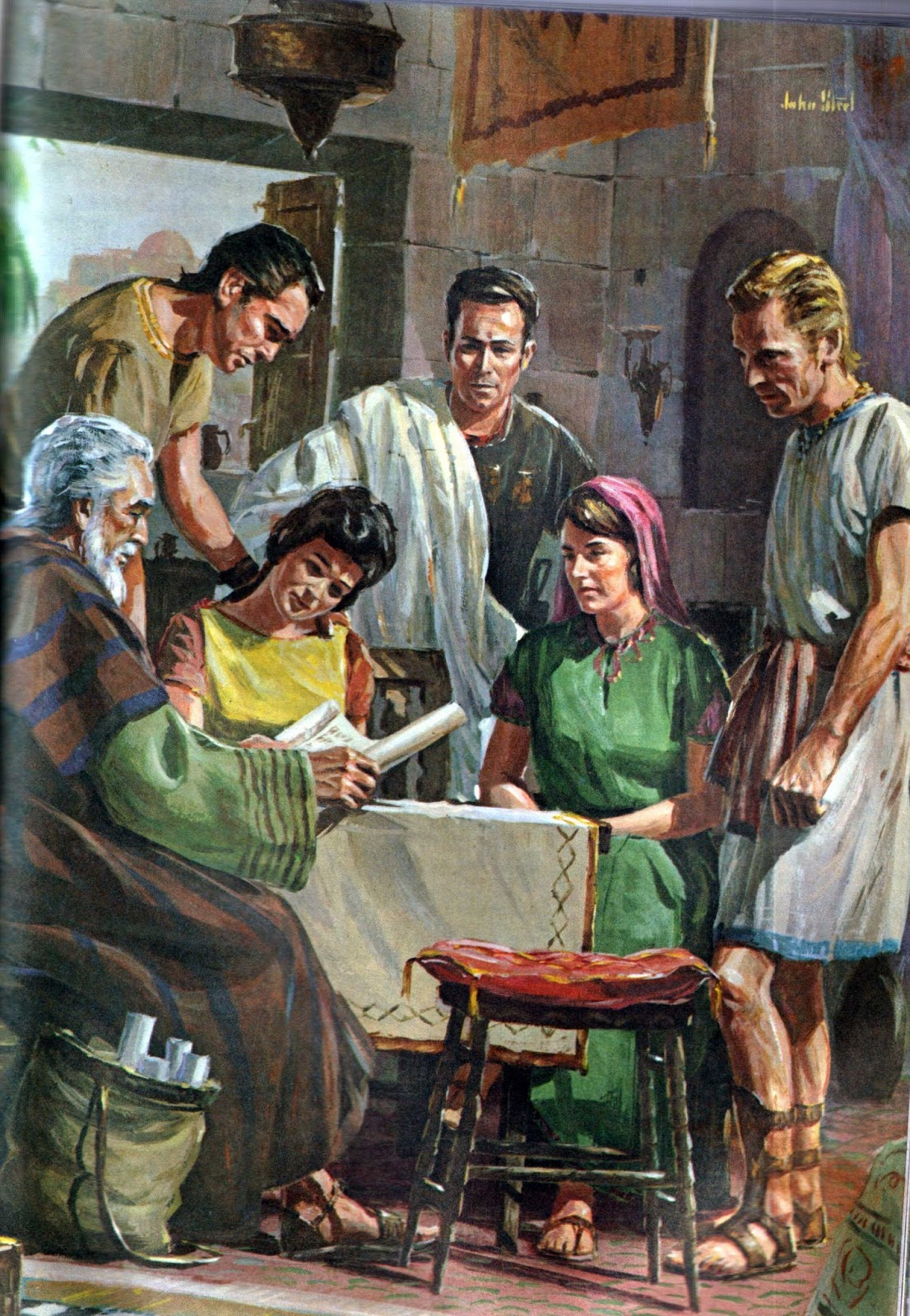 he Bible also encourages us to have a Berean spirit (Acts 17:11)<br>The early church decided from the earliest of times that Paul's teaching in his epistles was not only sound but had apostolic authority and the scriptural quality to be added to the Scriptures.