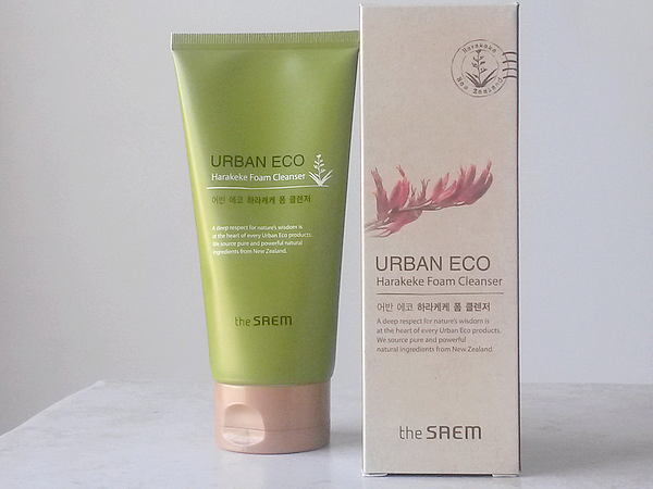 nettoyant-the-saem-urban-eco-harakeke-foam-cleanser