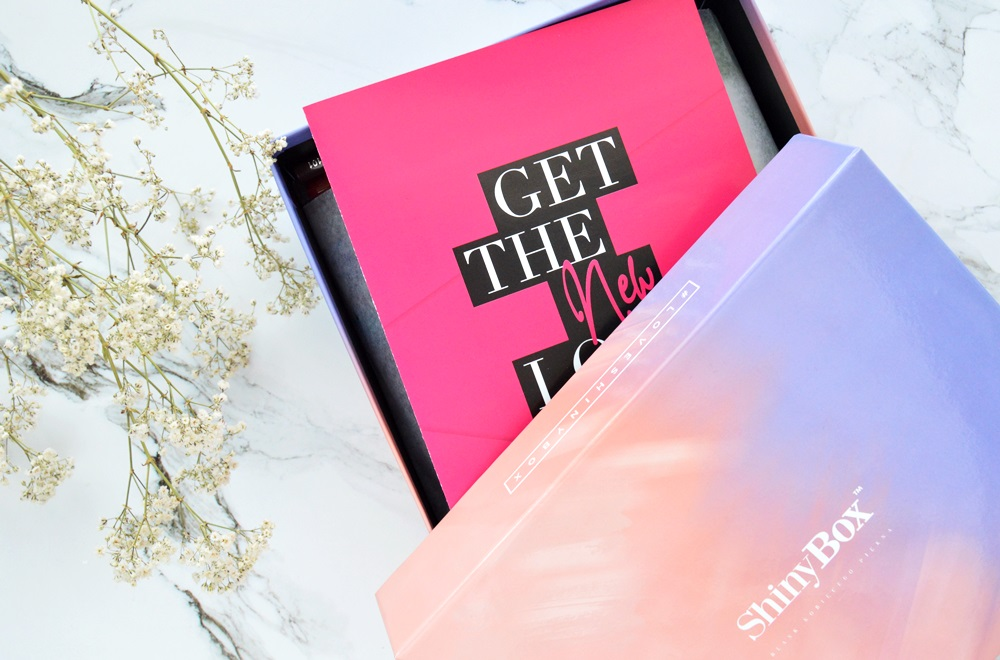 ShinyBox - Get The New Look - Maj 2018
