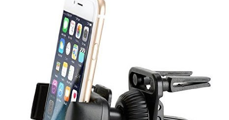 Custom phone car mount