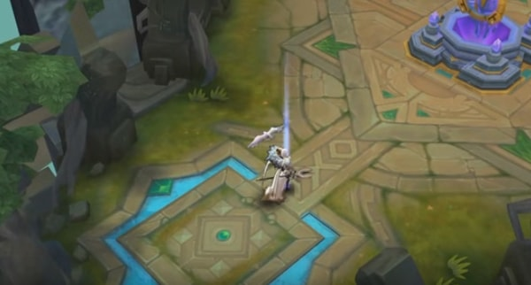 New Pharsa Skin Wings Of Heaven Mobile Legends Blog