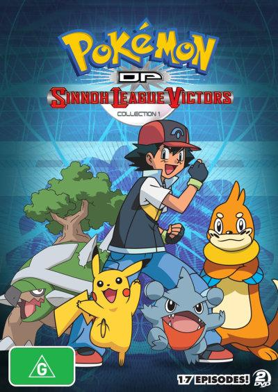 Pokemon dp sinnoh league victors episodes in hindi / White