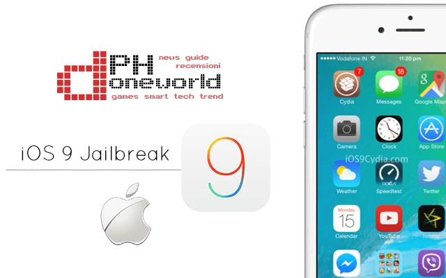 Jailbreak: Come fare su iOS 9 con Pangu per Mac