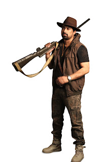 Rannvijay dons the avatar of a hot hunter for MTV Splitsvilla 10 promo